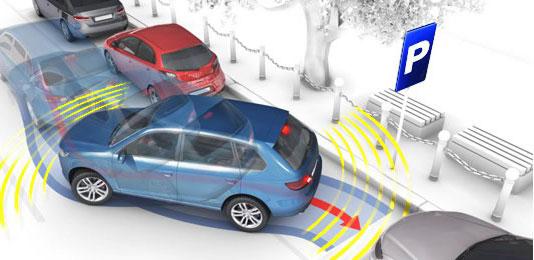 Accesorios: sistemas parktronic, detectores radar, localizadores,...