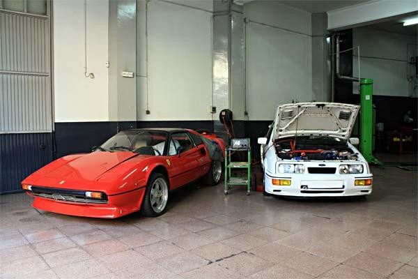 Reparació i manteniment de vehicles clàssics