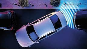 Nova versió de Parkpilot Bosch d'assistència per l'aparcament de cotxes
