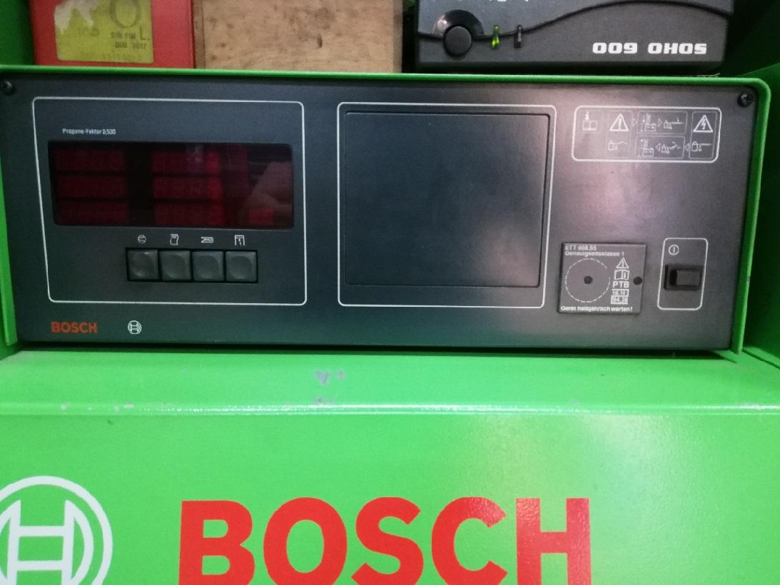 Analitzador de gasos d'escapament