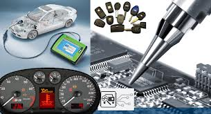Manteniment i instal·lació de sistemes d'electrònica de l'automòbil