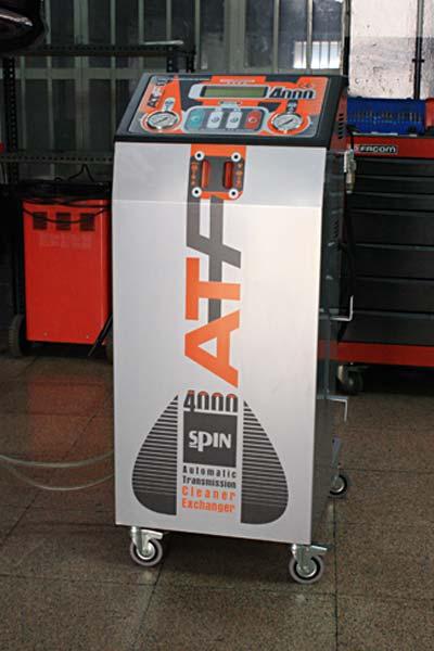 Màquina canvi oli caixes canvi automàtiques